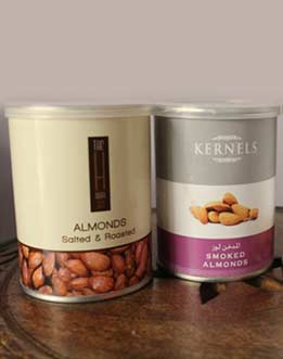 Customized Nuts Packaging